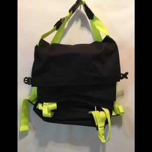 Nike Mens Black Utility / Backpack or Duffle Bag